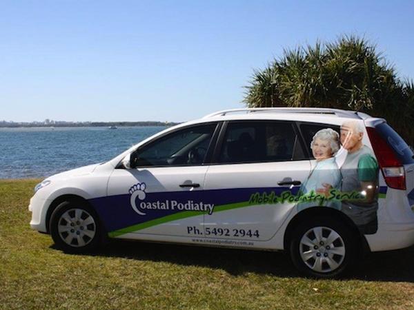 Sunshine Coast Podiatry Home visits